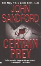 Prey: Certain Prey 10 by John Sandford (2000, Paperback Book)