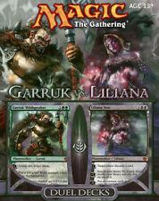 Garruk vs. Liliana Duel Deck (ENGLISH) FACTORY SEALED BRAND NEW MAGIC ABUGames