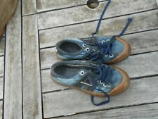 RARES CHAUSSURES THE ART COMPANY VINTAGE COLLECTOR T 36 BE BLEU JEAN A 26€ ACH