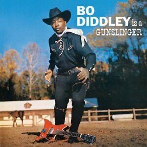 Bo Diddley - Bo Diddley Is a Gunslinger [CD]