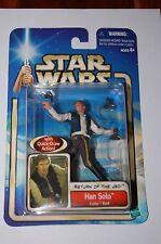 Han Solo Endor w/ Explosive Charges-Star Wars Saga Retrun of the Jedi-MOC