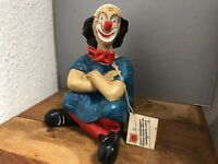 Gilde Clown 17,5 cm. Top Zustand