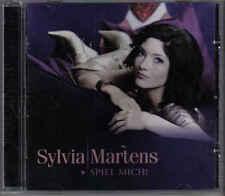 Sylvia Martens-Spiel Mich cd Album
