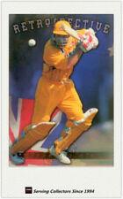 Michael Slater 1996 Season Cricket Trading Cards