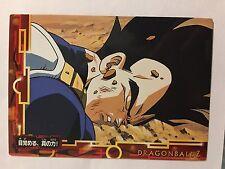 Dragon Ball Z Collection Card Gum 112