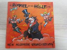 CD / Erste Allgemeine Verunsicherung – Im Himmel Ist Die Hölle Los / RAR / TOP