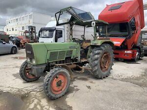 traktor schlepper gebraucht fendt