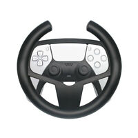 Racing Games Controller Gamepad Steering Wheel Handle Stand For PS5 Game
