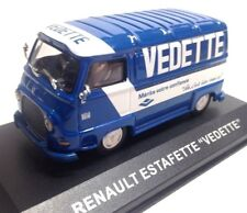 Renault Estafette Vedette furgoneta VAN IXO Altaya Diecast 1:43