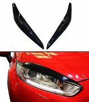 Sourcils pour Seat Ibiza Iv Mk 4 6J 2012-2015 phare Paupières couvercles en plastique ABS