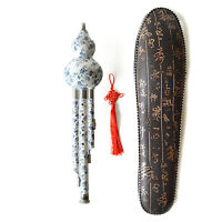 Chinese Hulusi Gourd Cucurbit Flute Musical Instrument Key of Bb