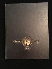 "1966 George Washington University ""Cherry Tree"" Yearbook Annual Washington, DC"