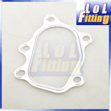 T25 T28 GT25 GT28 GT28RS Turbo Turbine Exhaust Gasket 5 Bolts Outlet Dump Pipe