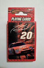 Tony Stewart Playing Cards, 2007 Winners Circle