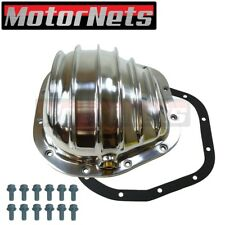 Ford Truck 12 Bolt Polished Aluminum Differential Cover w/ Sterling Ring Gear
