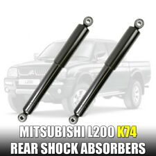 MITSUBISHI L200 K74 2.5TD REAR SHOCK ABSORBERS PAIR 1996-2007 ABSORBERS 2