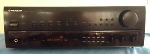 PIoneer SX-253R Stereo Receiver, See Video !