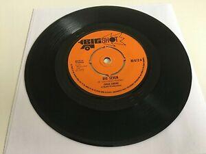 """Judge Dread - Big Seven - 7"""" Vinyl Single"""