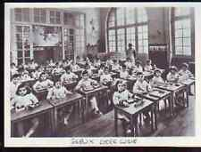 1952  -- SCEAUX  LYCEE CURIE  PETITES CLASSES  E218