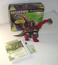 2002 Hasbro/Tomy Zoids NJR  - ( #EZ-012 BRACHIOSAUR ) Boxed with Instructions