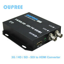 3G HD SD SDI TO HDMI Video Converter Box Device