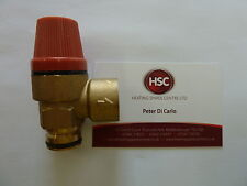 IDEAL ISAR HE24 HE30 & HE35 PRESSURE RELIEF VALVE 170992 PRV FREE POST