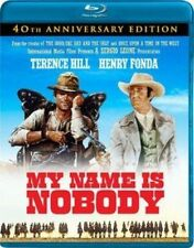 My Name Is Nobody 0014381863451 With Terence Hill Blu-ray Region a