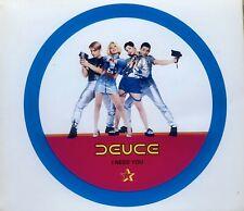 Eurovision UNITED KINGDOM Final 1995 DEUCE I Need You - CD single ASFE