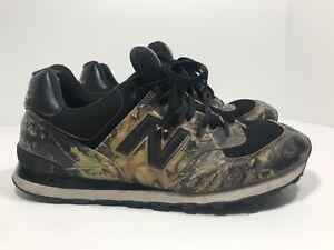New Balance Camouflage Athletic Shoes