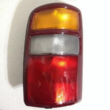 2000 2001 2002 2003 Chevy Suburban/Tahoe GMC Yukon Left Driver Tail Light Shiny