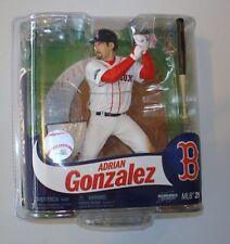 Adrian Gonzalez ~ Boston Red Sox ~ McFarlens Baseball Figure MLB 29