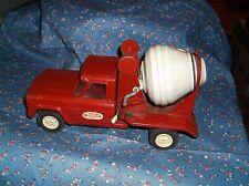 Vintage Tonka Cement Mixer Mixing Truck  8 3/4 Inch Long Look at Pics Carefully