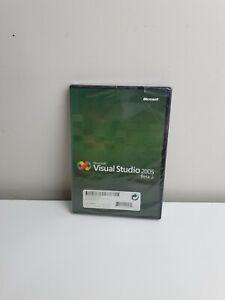Visual Studio 2005 Beta 2 Brand New Sealed Microsoft Software Rare