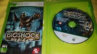 Xbox One Backwards Compatible BioShock (Microsoft Xbox 360) with manual