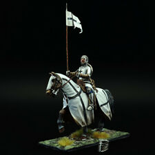 Tin soldiers, 54mm, 132, Knight of the Teutonic Order. Crusade.