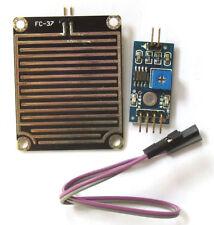 Détecteur de pluie - LM393 - Arduino