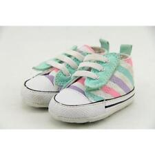 Converse Baby Girls' Canvas Shoes