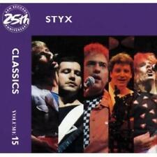 Classics-Styx CD