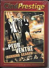 DVD ZONE 2--LA PEUR AU VENTRE--PAUL WALKER/WAYNE KRAMER--NEUF