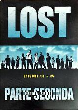Lost. Prima serie. Parte 2 (2004) DVD