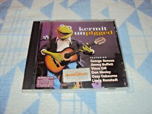 Kermit Unpigged  CD  Featuring Georg Benson,Jimmy Buffett........