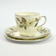 Wedgwood Beaconsfield Tea Trio - Cup, Saucer, Side Plate