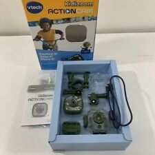Vtech Kidizoom Action Cam Waterproof Case Digital Camera + Complete Accessories