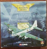 Corgi Aviation Military Boeing 299 Fortress IIA RAF Coastal Command 48203 1:144
