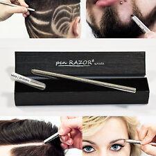 Pen RAZOR Hair Tattoo Trim Face/Eyebrow Styling Shaping Sharp Blade Device US