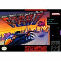 F-Zero (FZero) - SNES Game