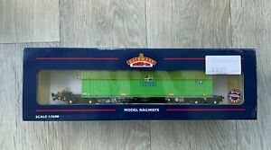 BACHMANN 37-300A OO INTERMODAL & CONTAINER (CONSENT LEASING) - BOXED
