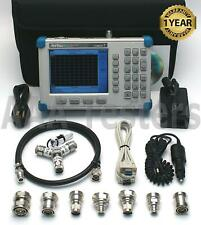 Anritsu Site Master S311d Cable Amp Antenna Analyzer Sitemaster With Opt 3