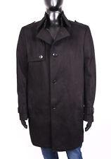 *Jasper Conran Mens Coat Classic Black size XL