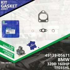 Gasket Kit Joint Turbo BMW 320D 160 CV 49135-05671 4913505671 TF035HL Melett-026